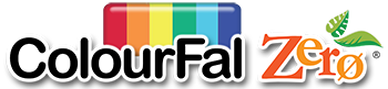 ColourFal Zero Logo