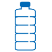 Plastics and Rubber Bottle