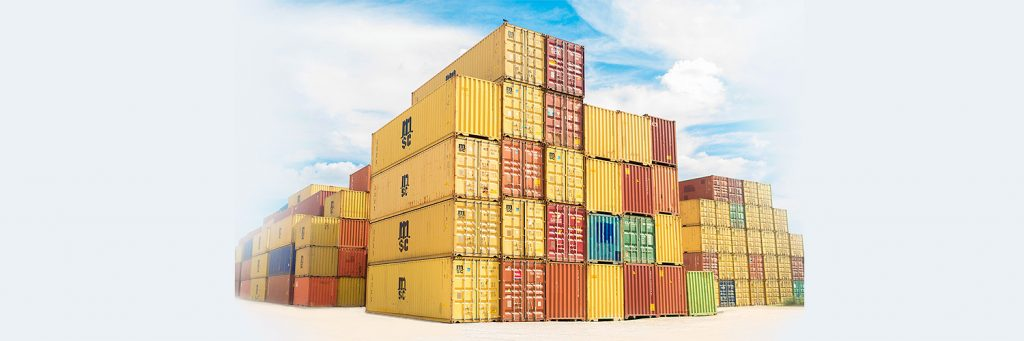 Global Distribution Containers