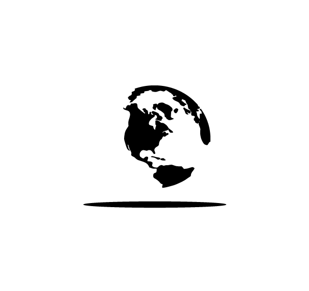 Lorama Group Logo - White