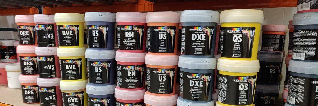 ColourFal Zero Colourant Manufacturing