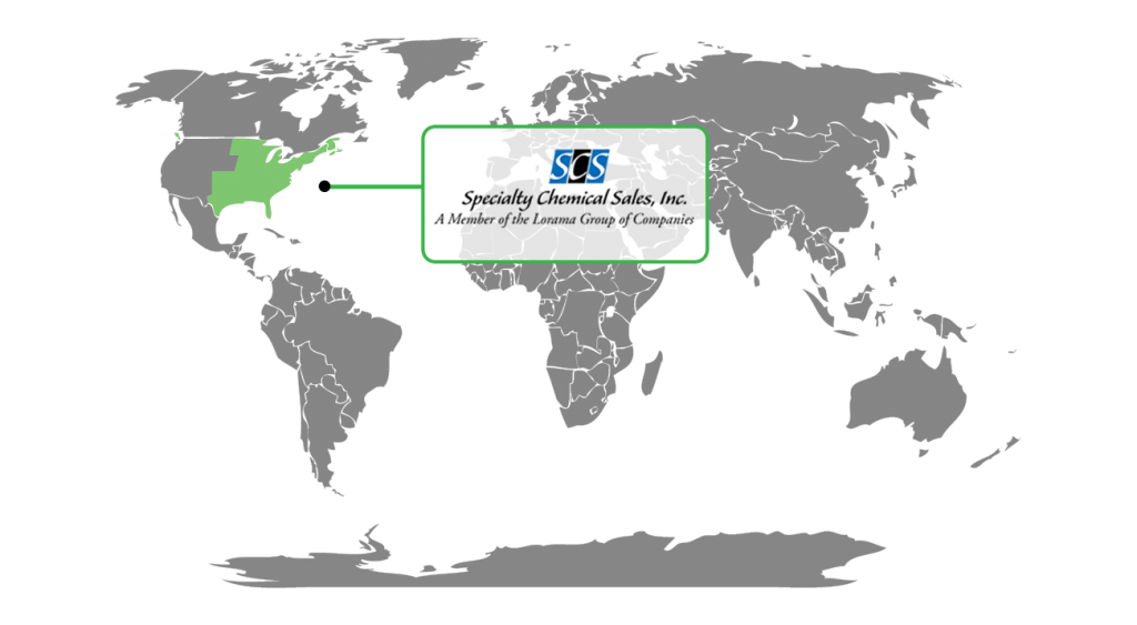 Specialty Chemical Sales Reach Location