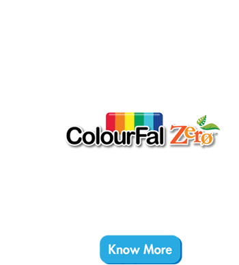 Colourfal Zero Logo with Know More