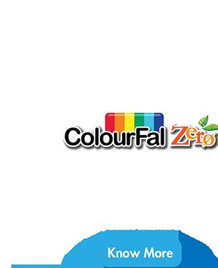 ColourFal Zero Logo
